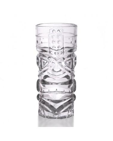Tiki Glass Clear