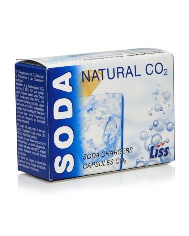 Balines CO2 Sifón Soda