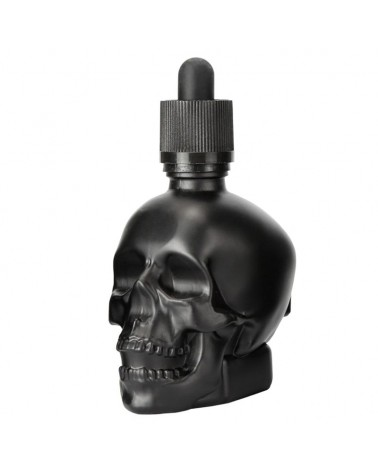 Skull Bitter Bottle Black