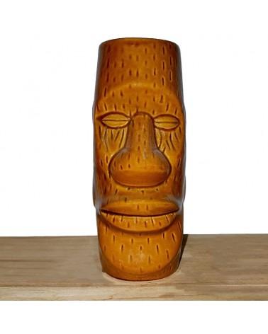 Vaso Tiki Moai 14 Onzas