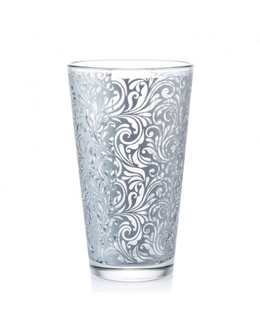Pint Vintage Mixing Glass Grey
