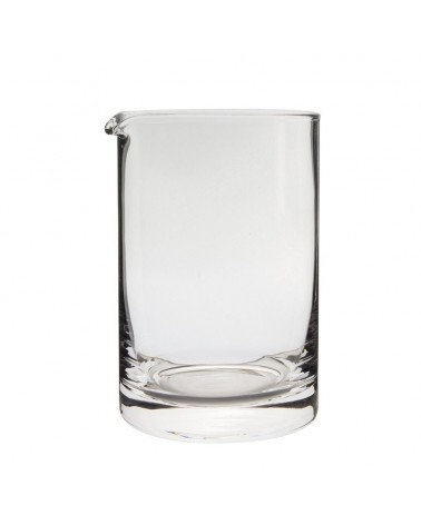 Mixing Glass Clear