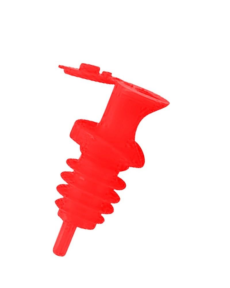 Dosificador plástico con Flip Top