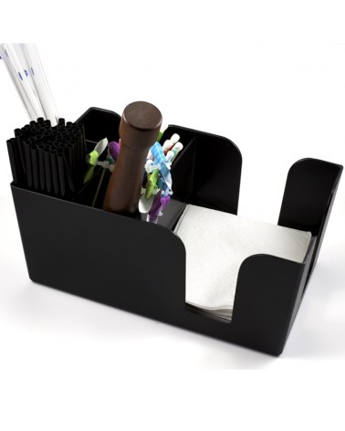 Bar caddy color Negro