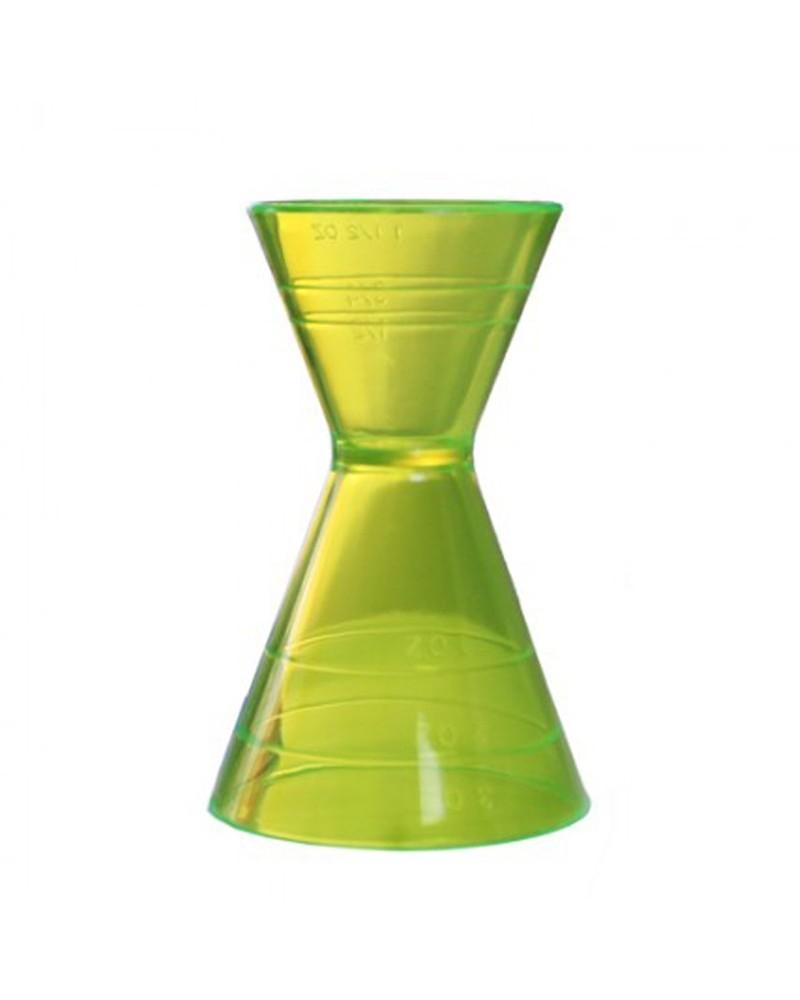 Jigger verde Neón